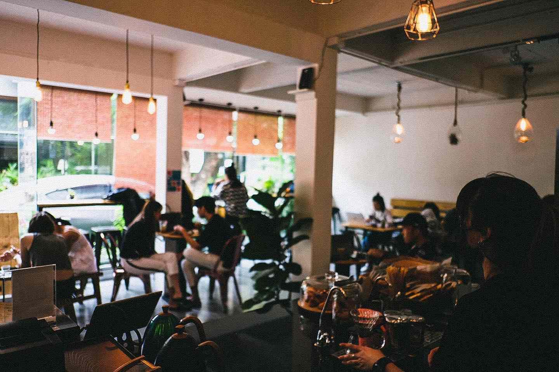 Phil Coffee Company, Bangkok