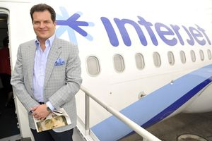 Interjet, Leading Mexican Airline, Inaugural Flight To McCarran International Airport, Las Vegas