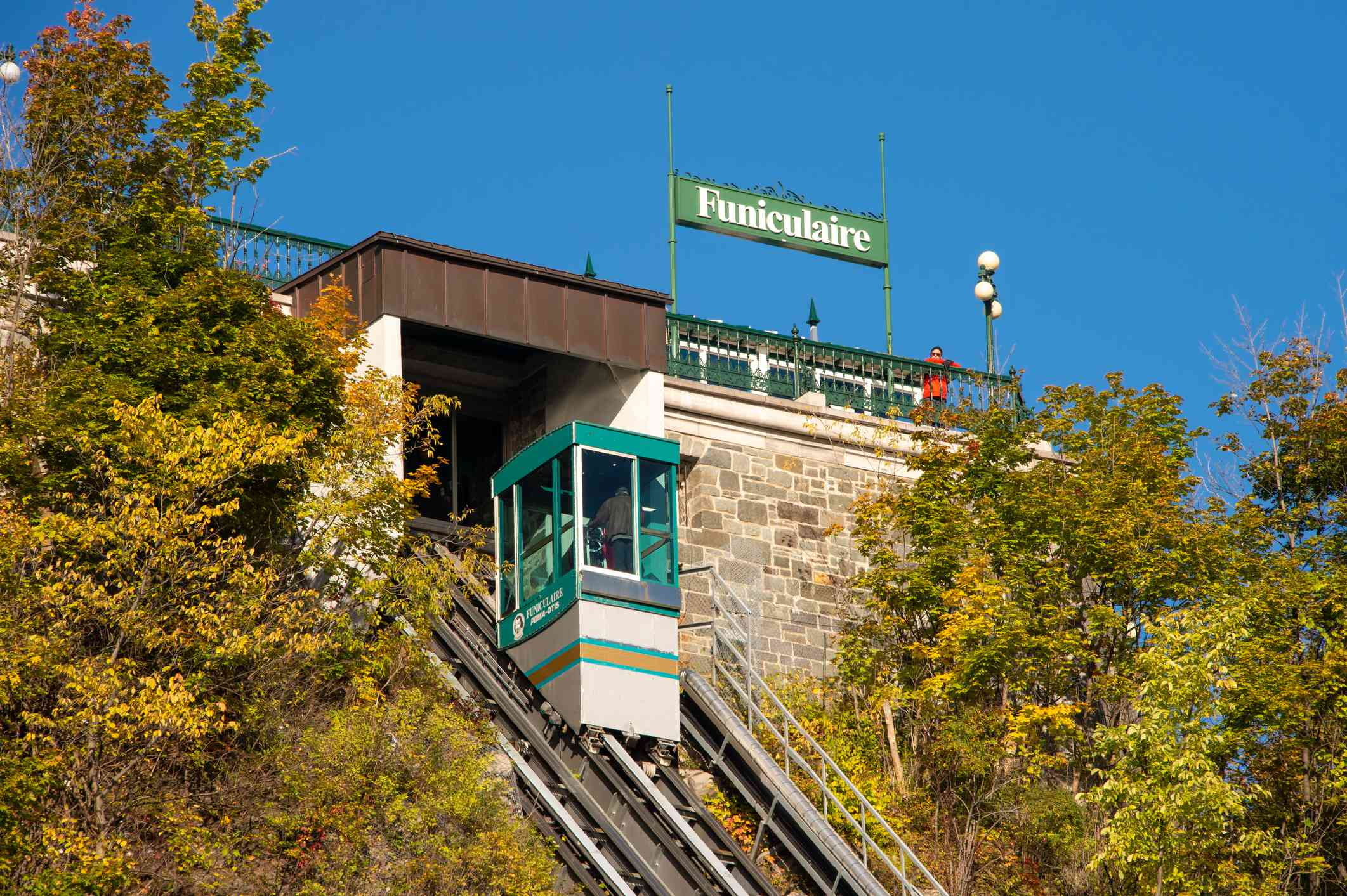 Old Quebec Funicular