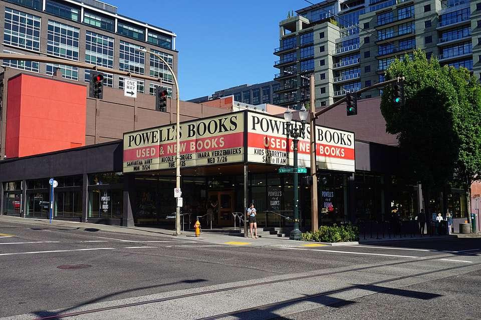 Los libros de Powell
