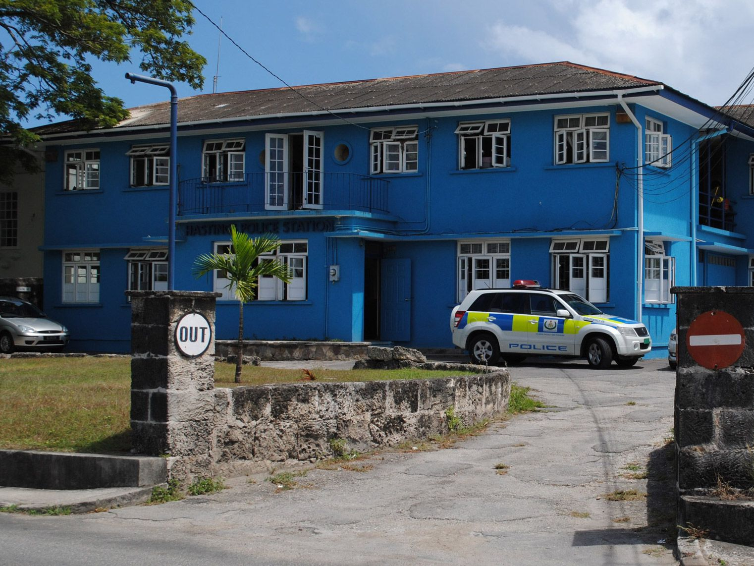 Crime and Safety in Barbados