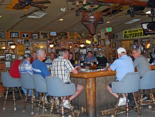 Harold S Cave Creek Corral Arizona