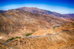 TREK THROUGH THE HIGH ATLAS MOUNTAINS