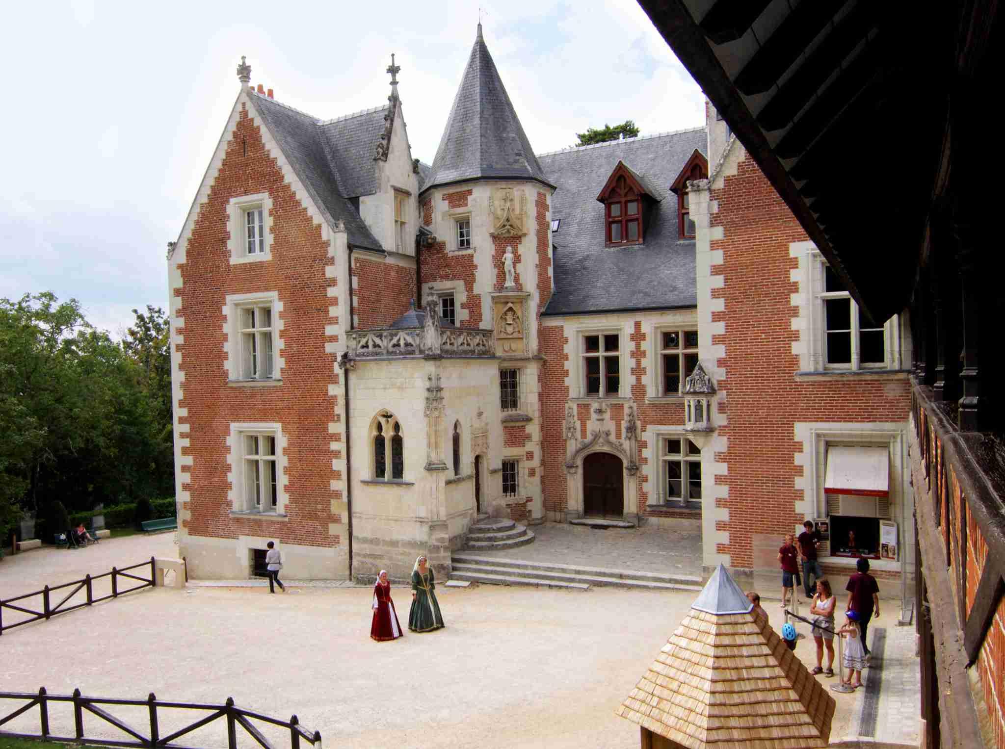 Chateau de Clos Luce