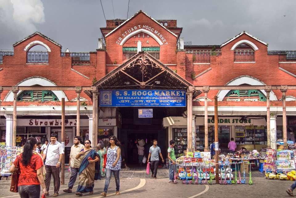 New Market, Kolkat1