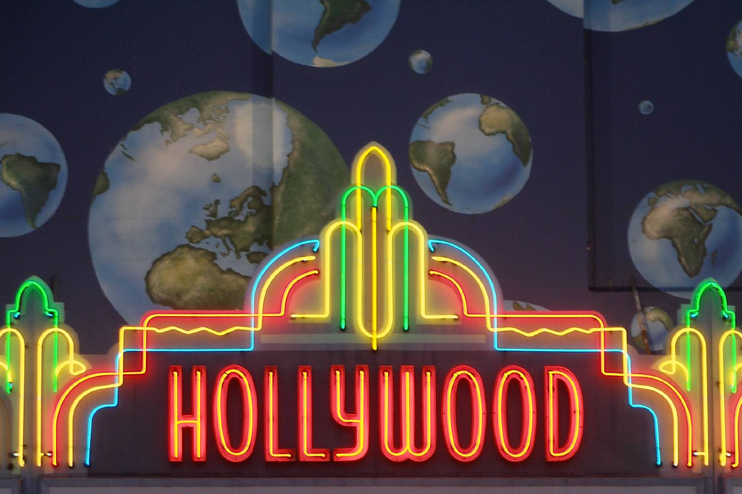 Photo Tour of Hollywood California Landmarks