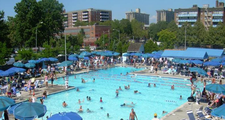 The Bay Terrace Pool