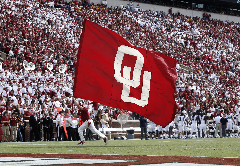 Oklahoma Sooners football game