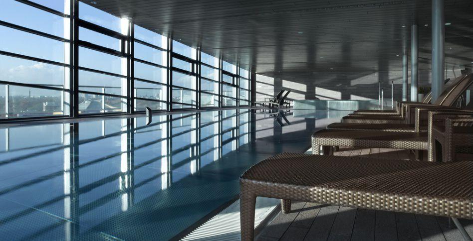 Club Olympus at Hyatt in Berlin