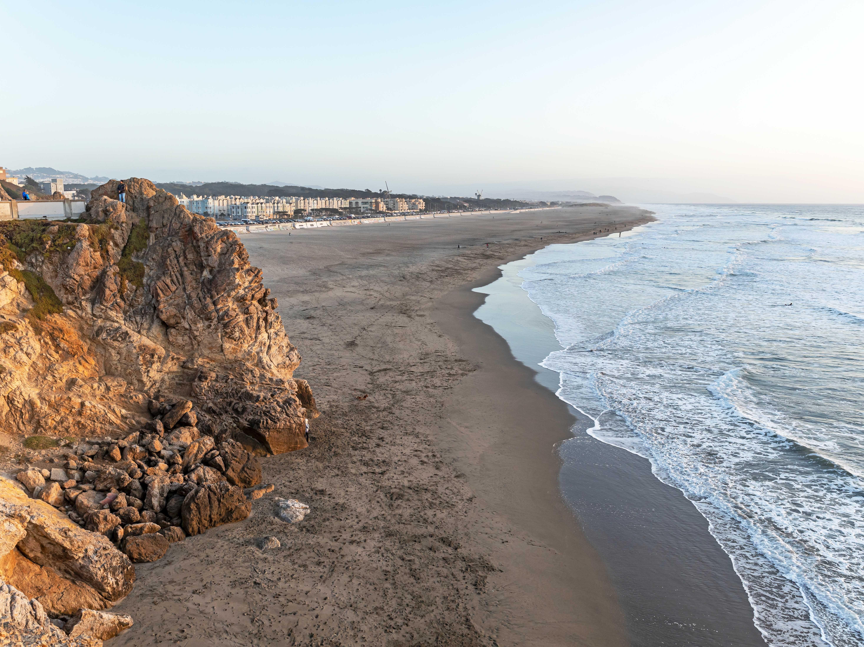 San Francisco S Ocean Beach The