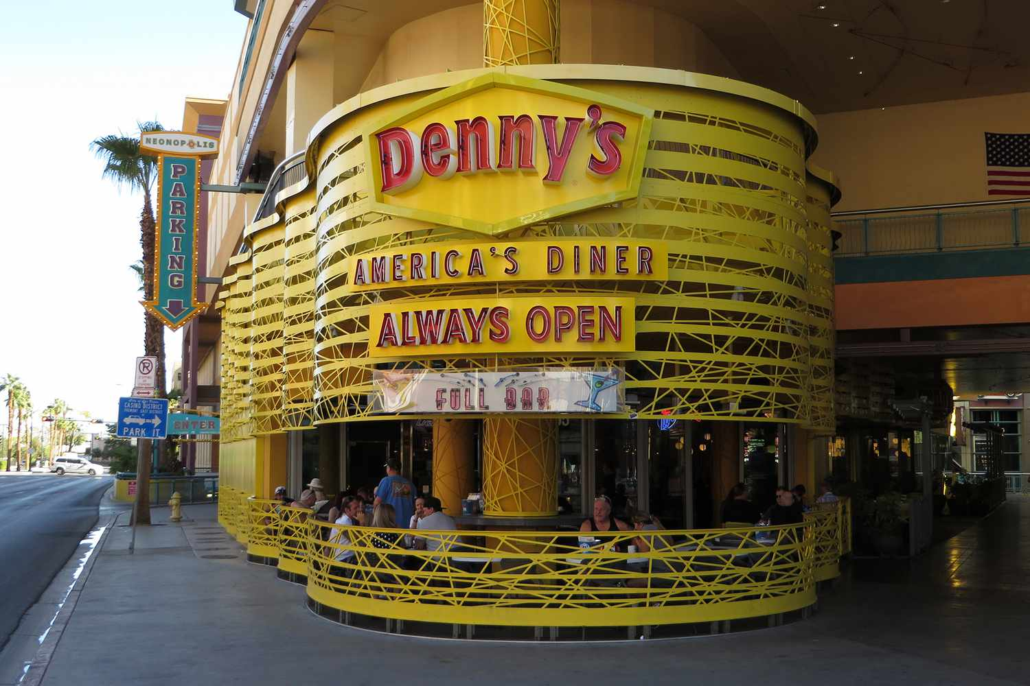 Where to Have Breakfast in Las Vegas
