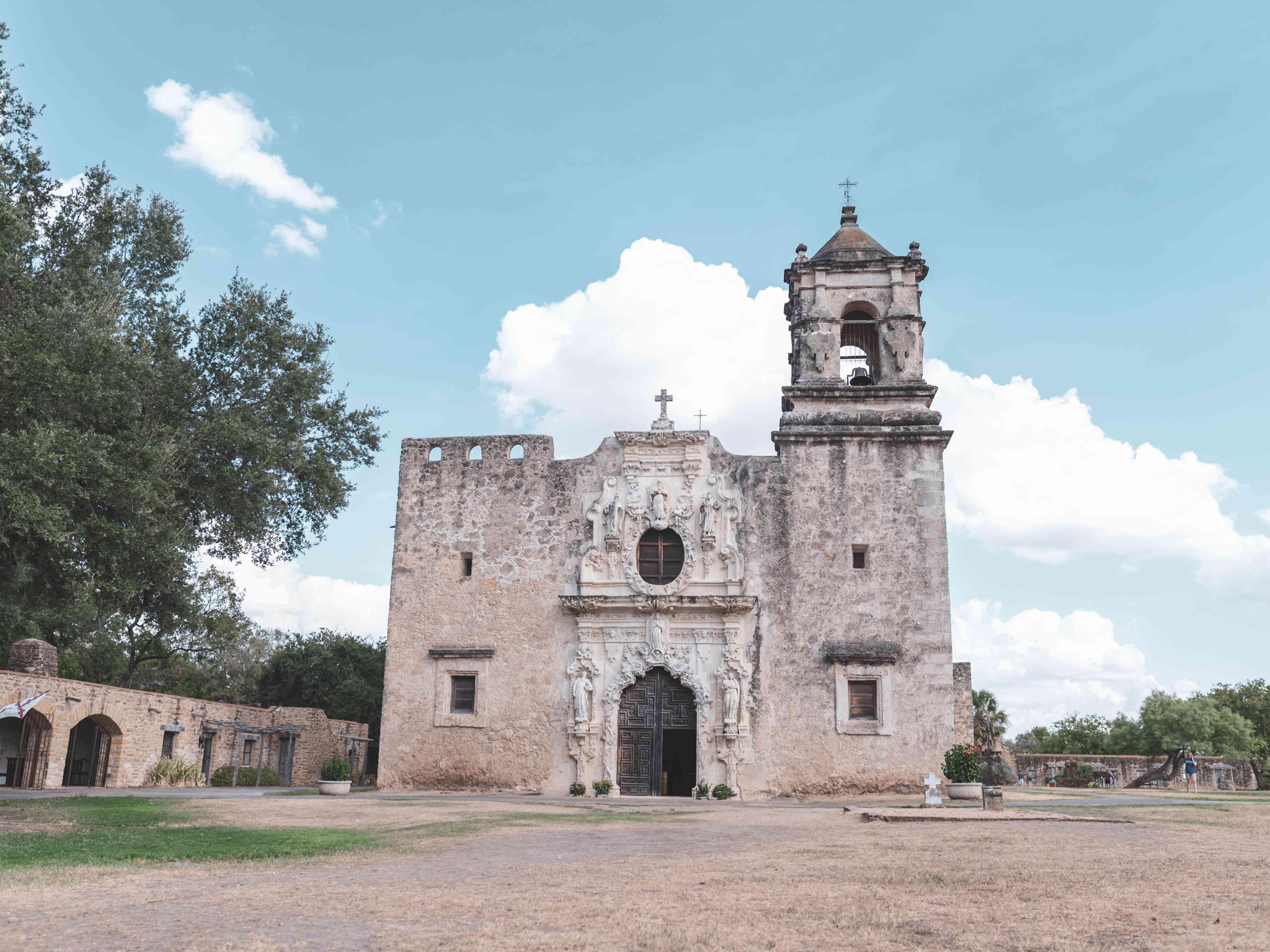 Misión San José en San Antonio