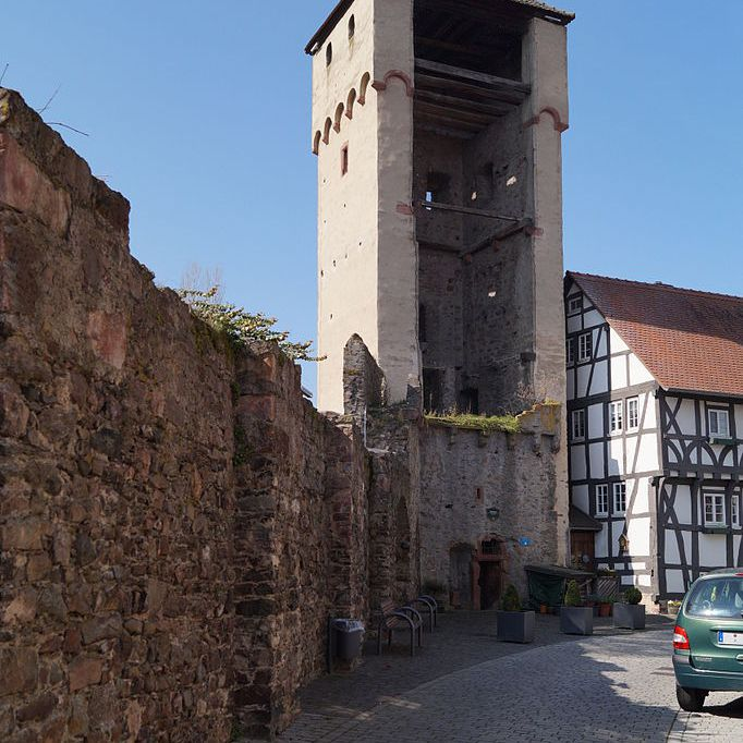 Tower in Babenhausen