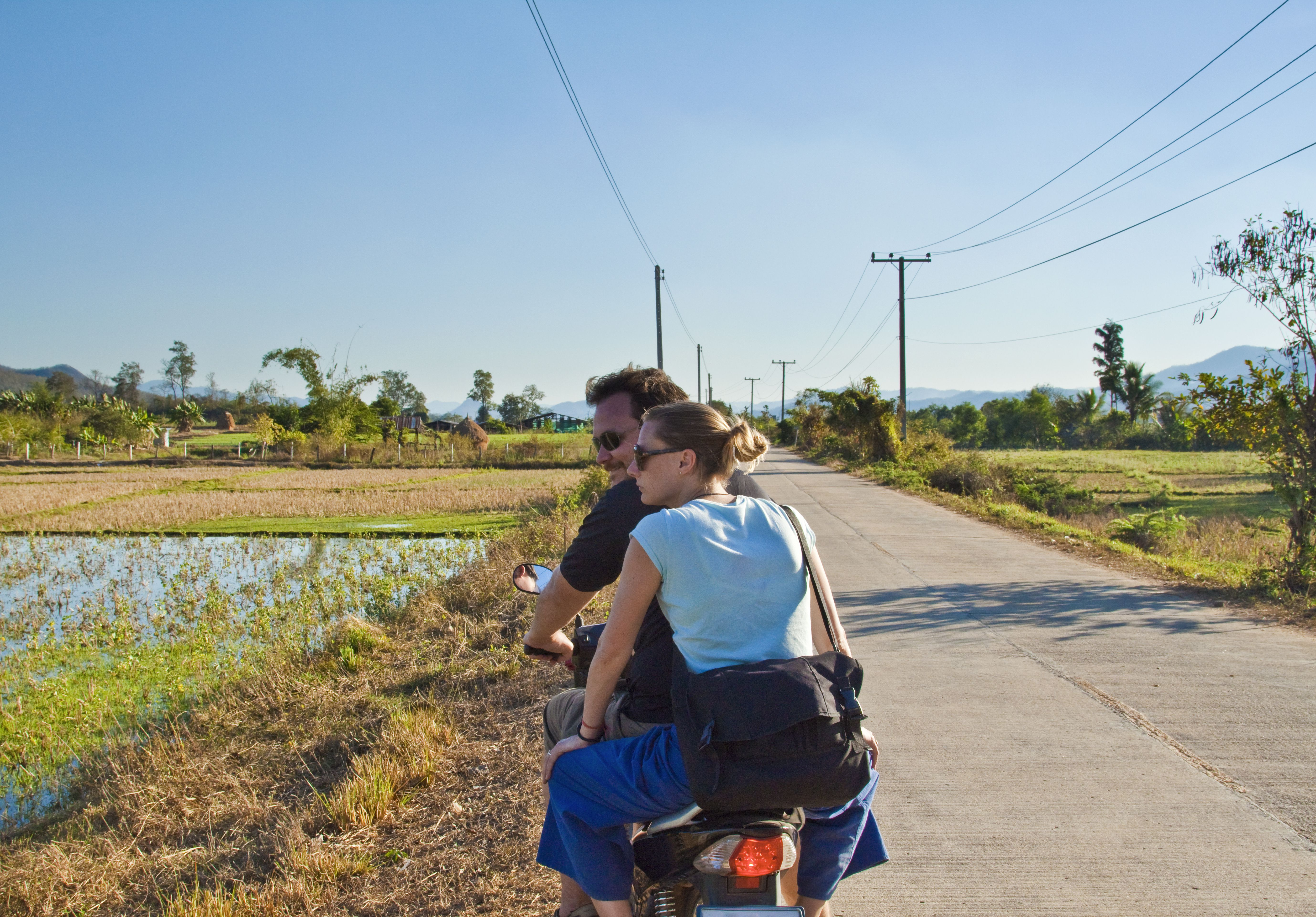 How to Get From Chiang Mai to Pai, Thailand