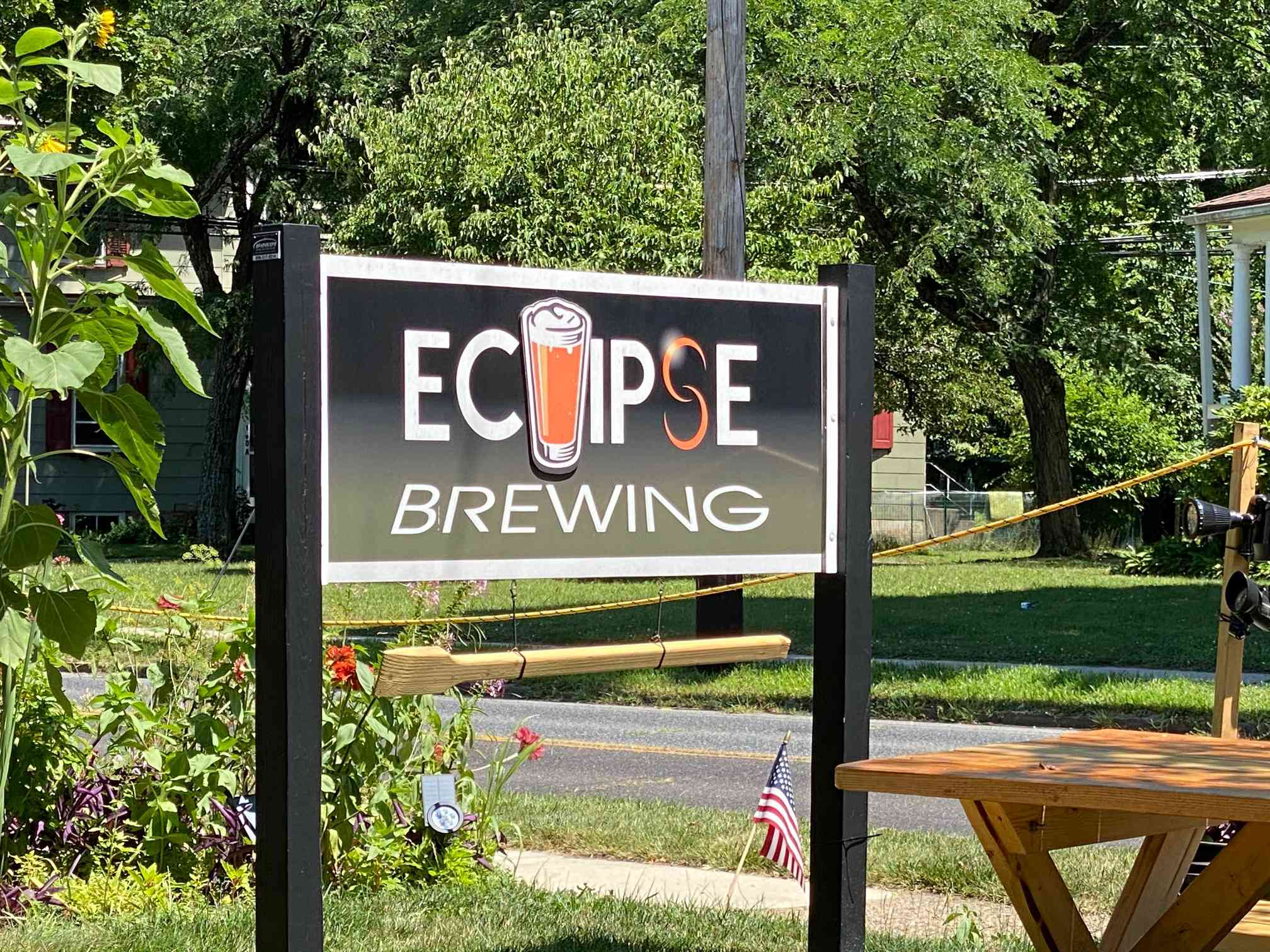 Eclipse brewing