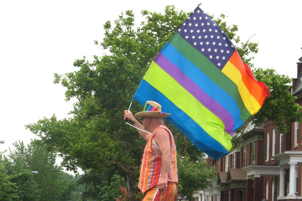 St Louis pridefest