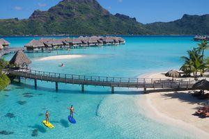 InterContinental Bora Bora Resort Exterior