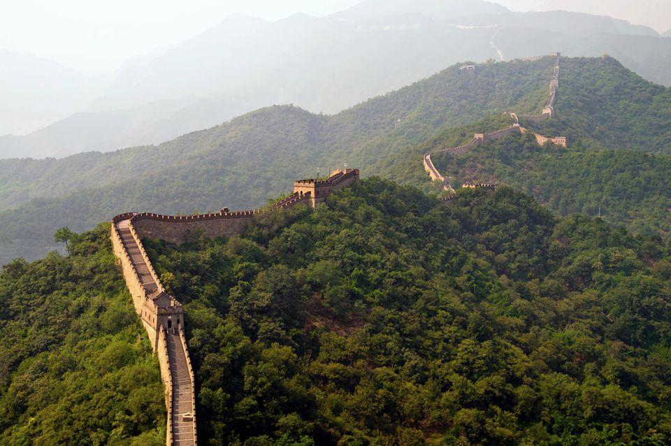 Gran Muralla China, Mutianyu, China