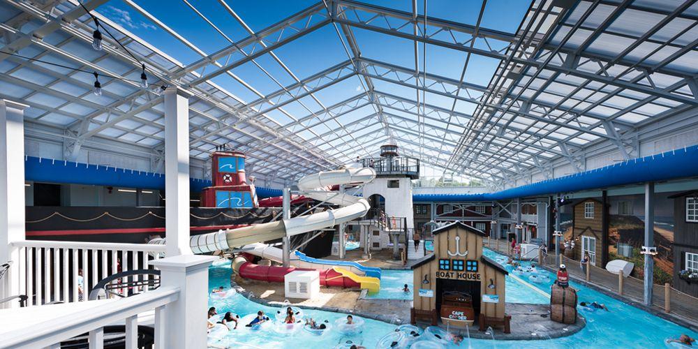 Cape Codder indoor waterpark