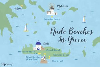 Naked Public Beach Big Prnis