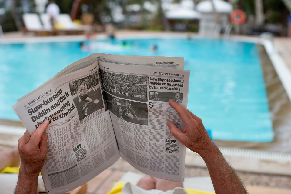 Hotel resort fees may cover pool use, daily newspapers and local calls.