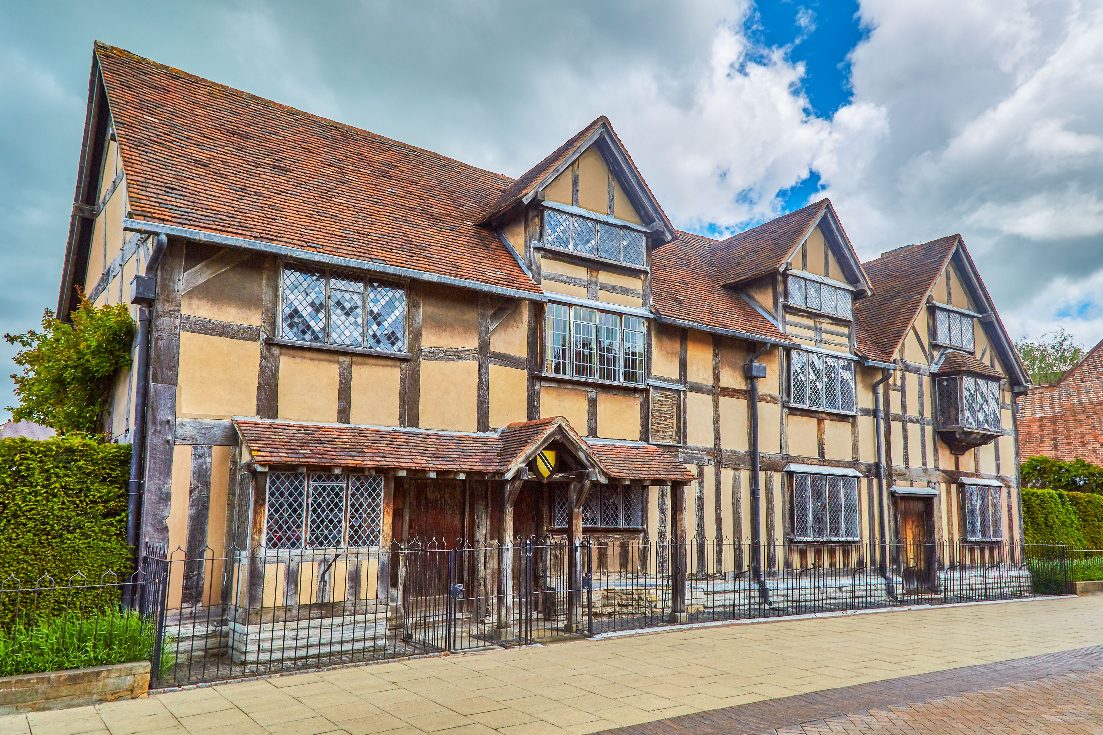 Shakespeares Birthplace, Stratford-upon-Avon