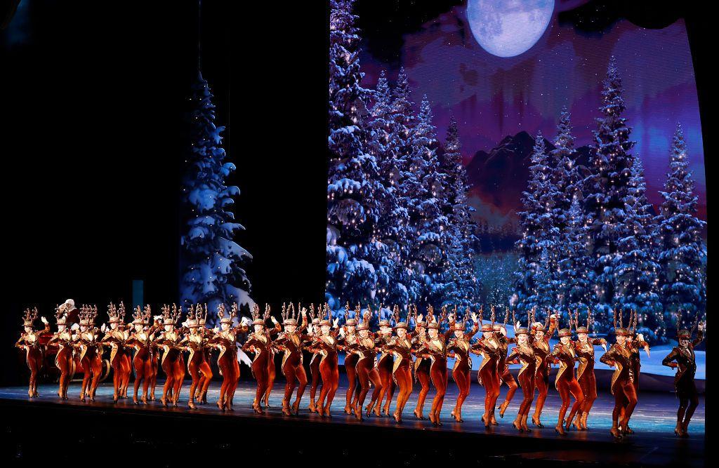 2018 Christmas Spectacular Opening Night