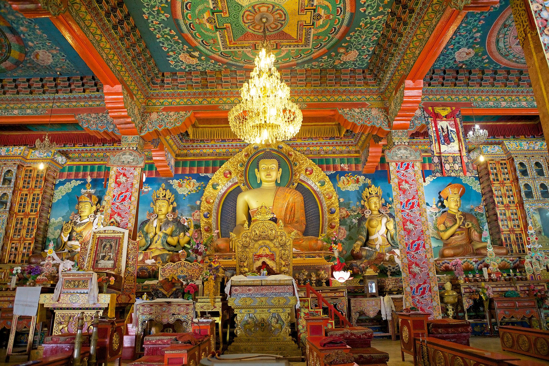 Dali Monastery, Darjeeling