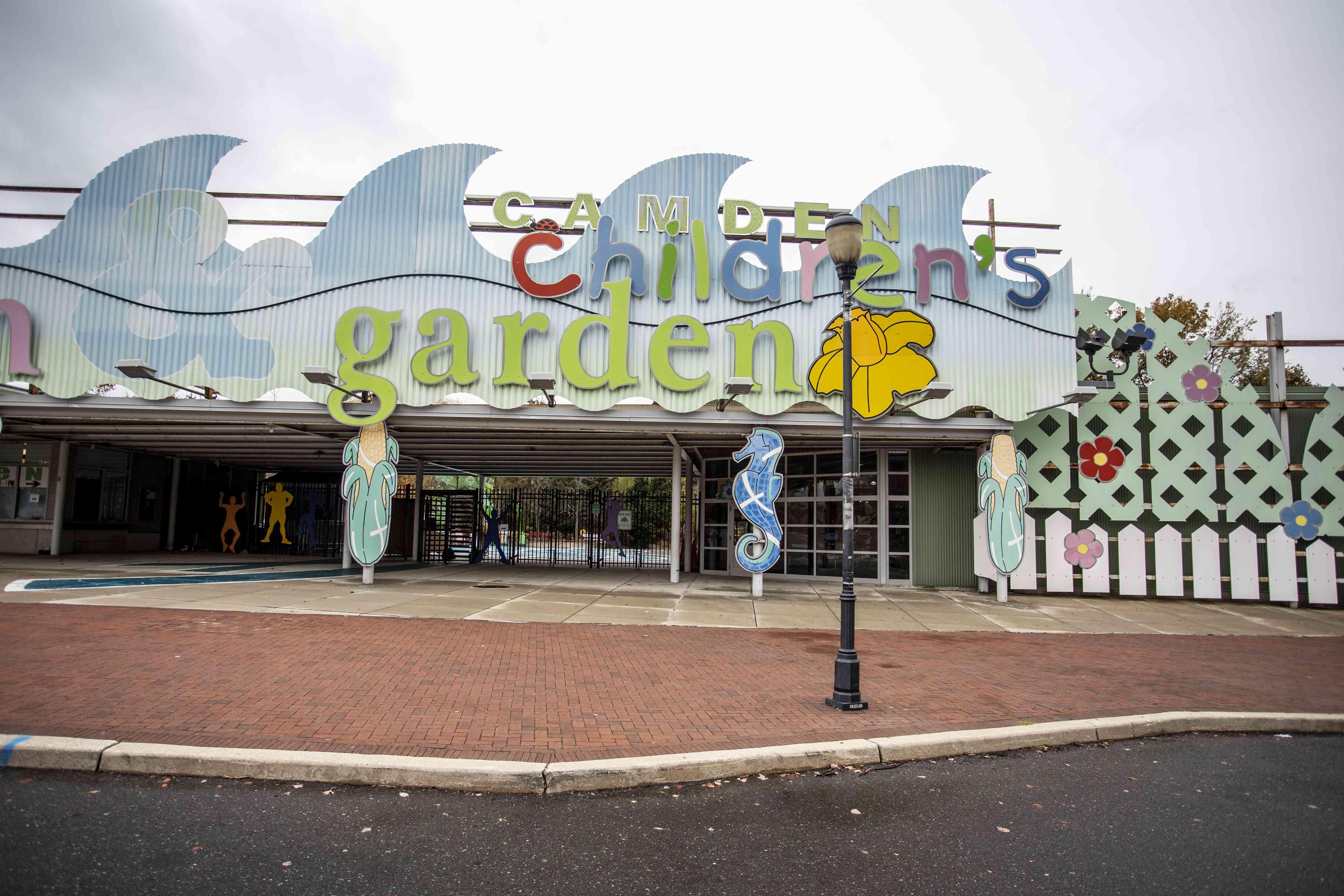 Camden Children's Garden, Philadelphia, PA