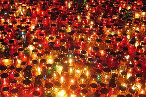 All Saints' Day Poland