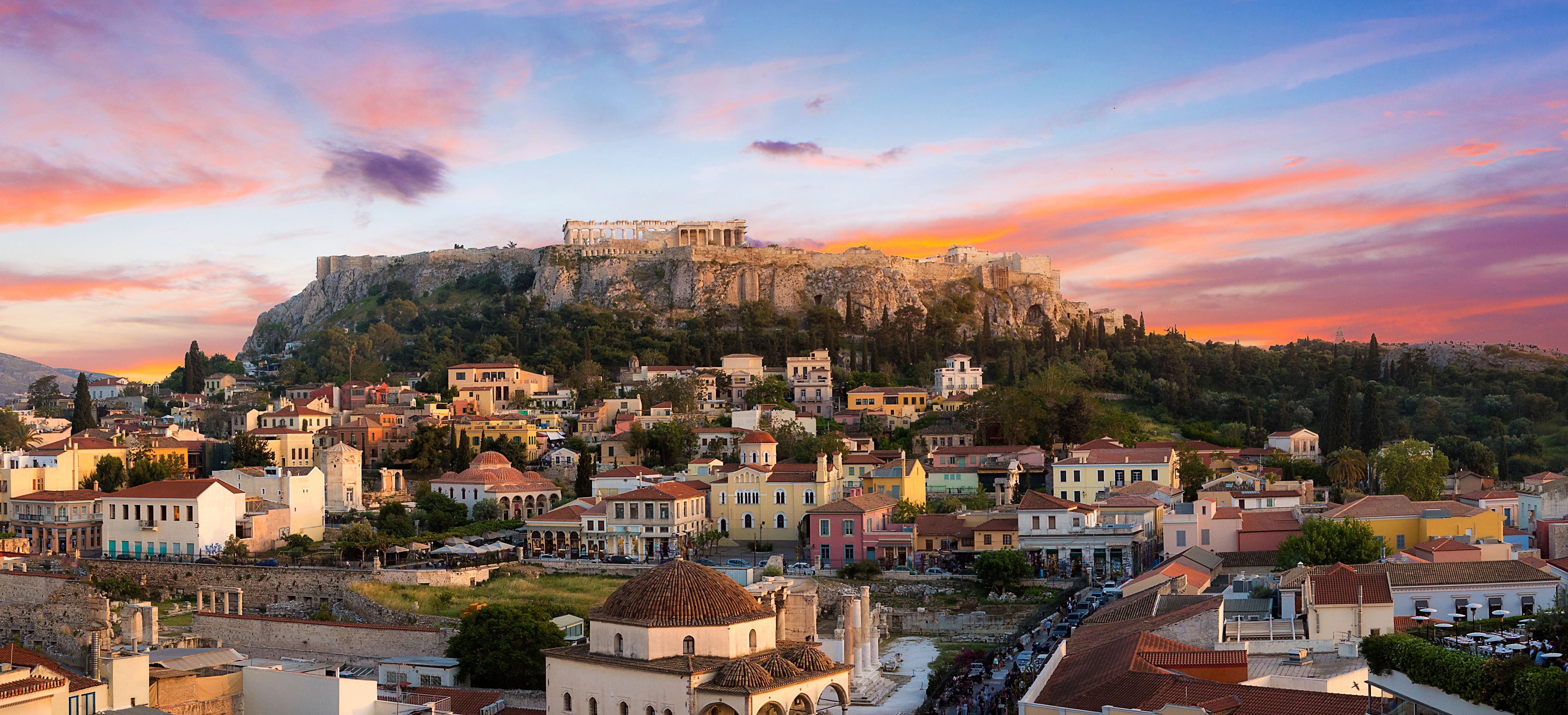 The 9 Best Athens Hotels Of 2019
