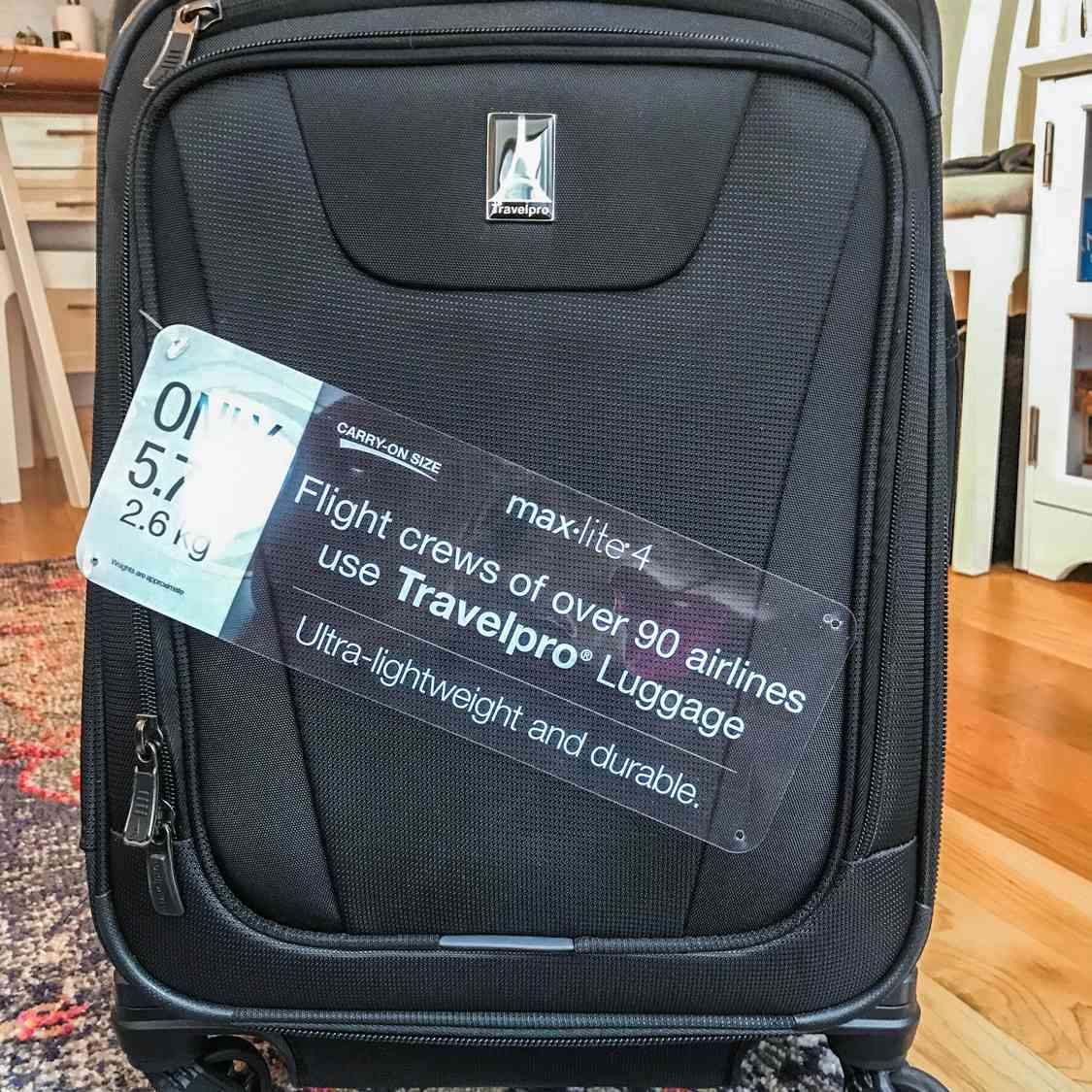 a0d6c015b Travelpro Maxlite International Spinner Suitcase