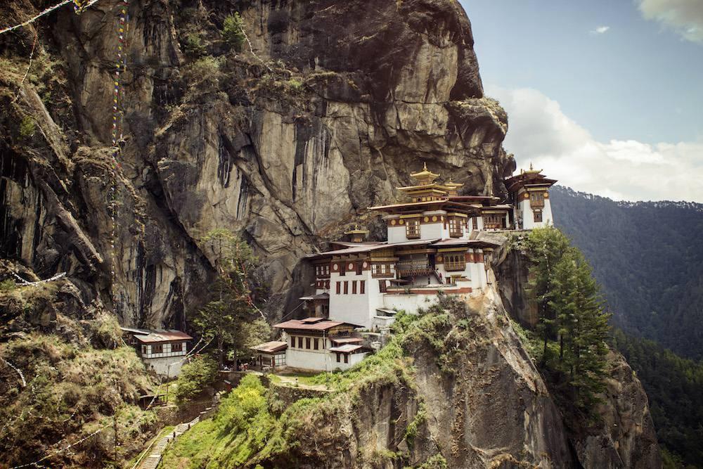 Bhutan's Tiger's Nest Monastery