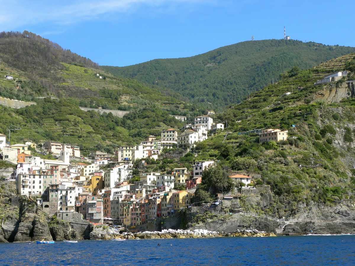 Riomaggiore - Cinque Terre in Italy