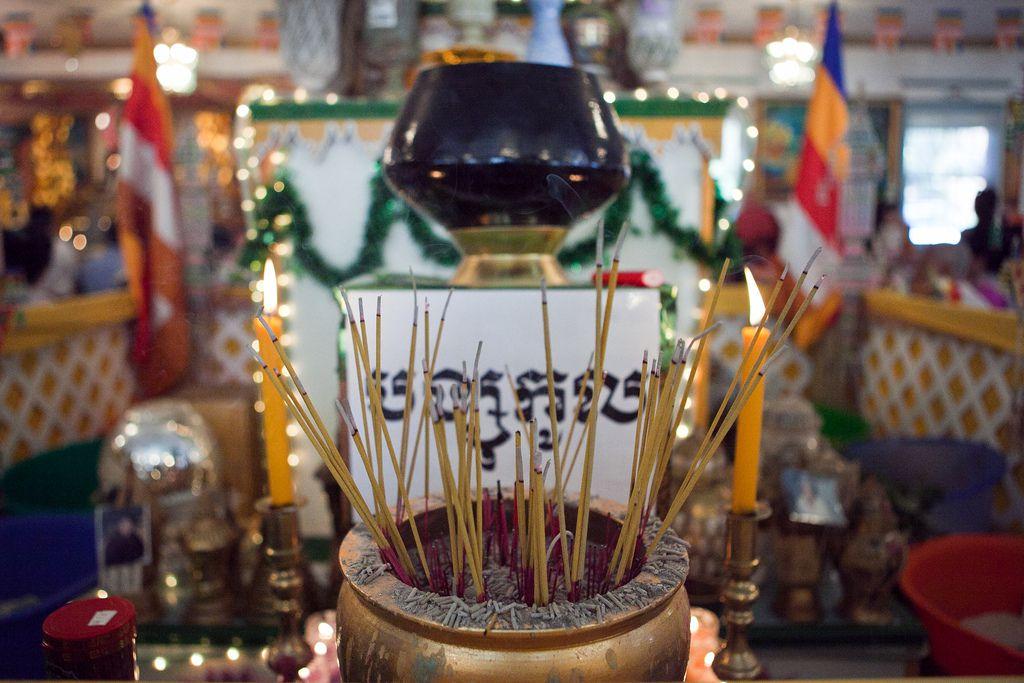 Bon Pchum Ben (Festival of Dead)