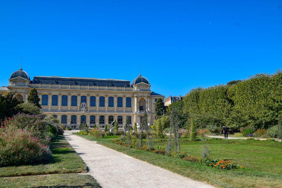 Jardin des Plantes, Paris, France