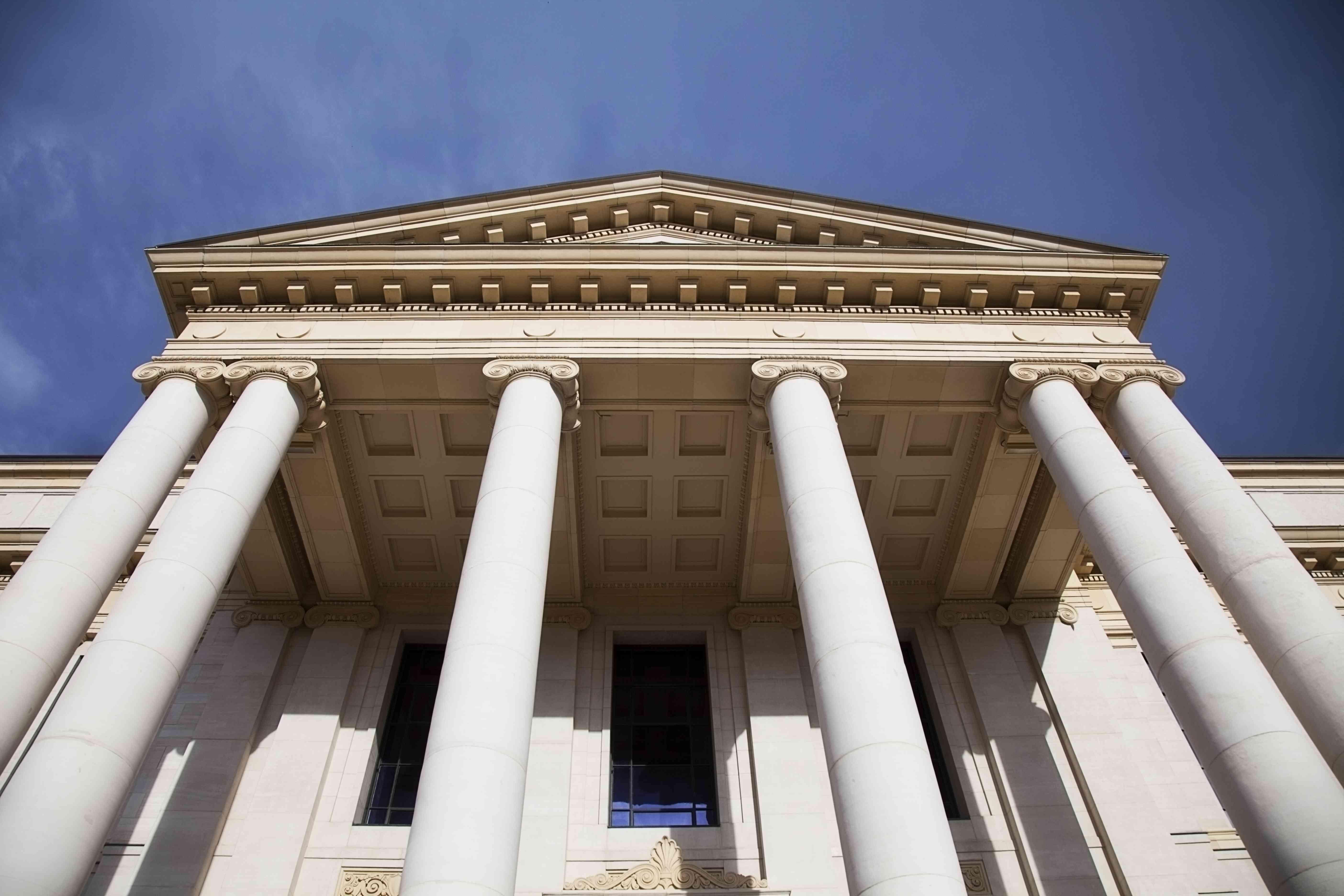Beaux Arts/Neo-Classical Columns