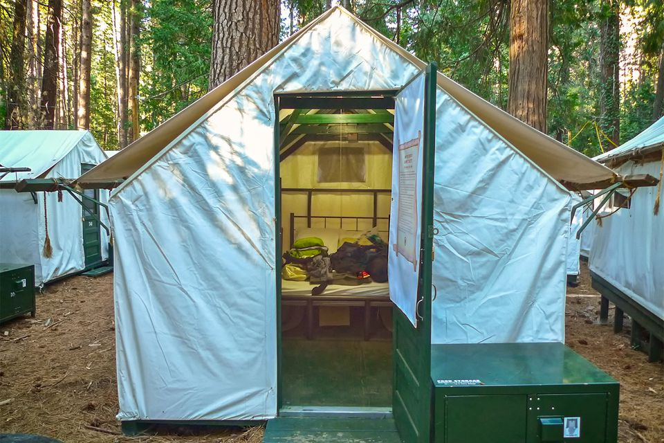 best sneakers fc2ed 14582 Yosemite Tent Cabins: What You Need to Know