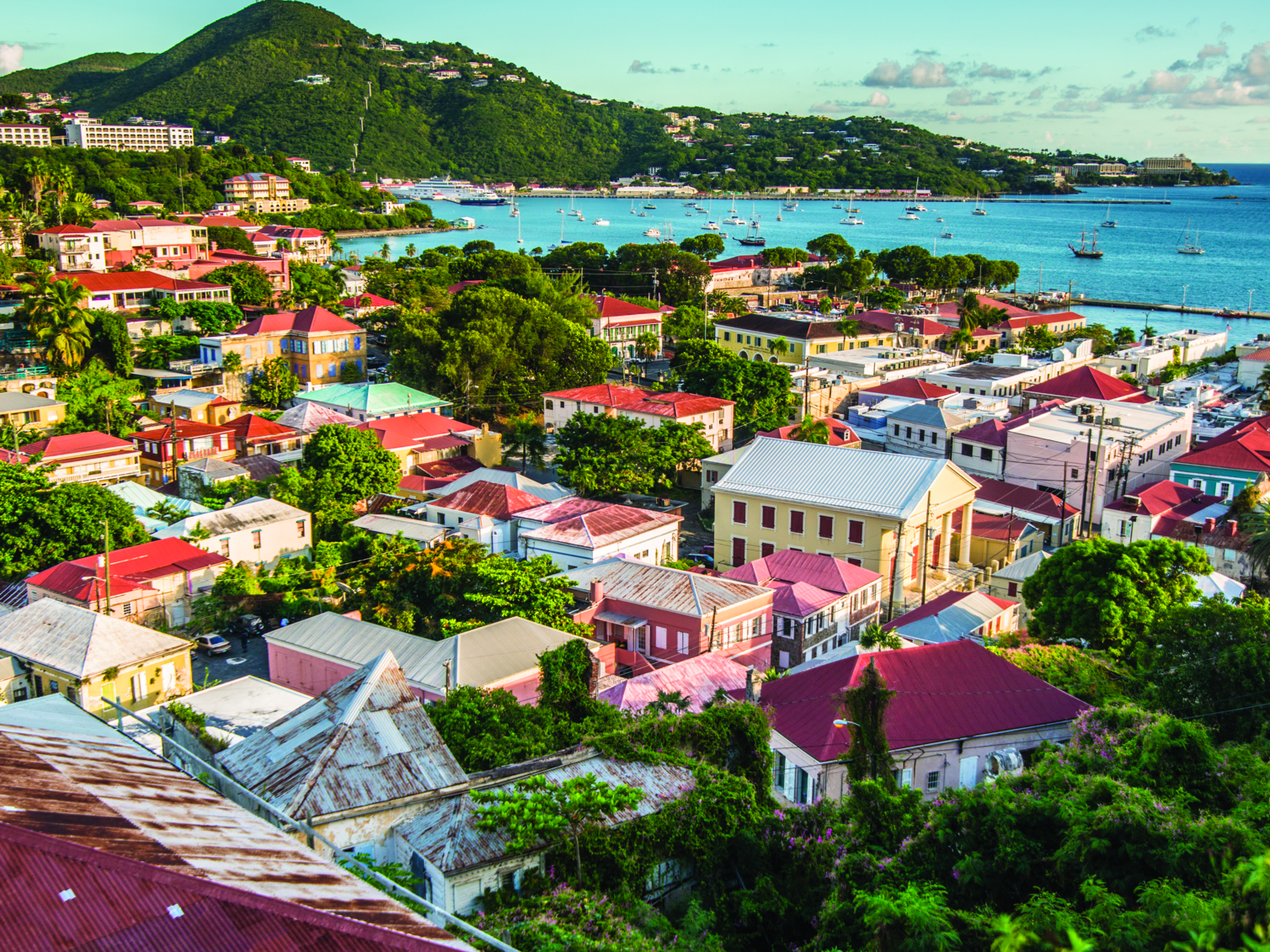 Top Things to Do in St. Thomas on Your Honeymoon