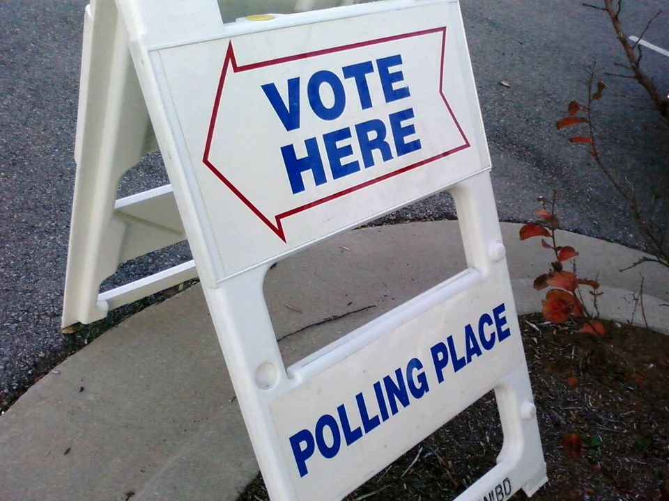 Vote at Polling Place