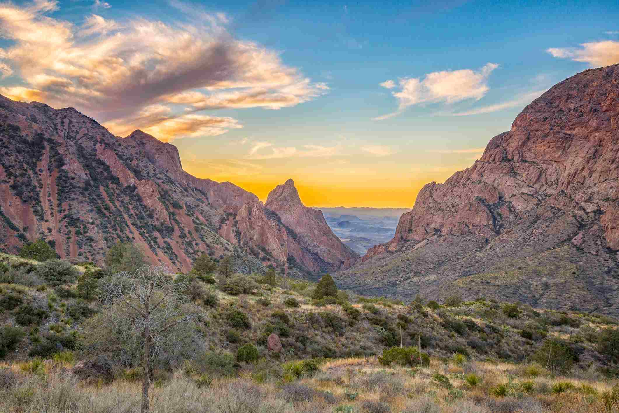 One Day in Big Bend National Park, Texas