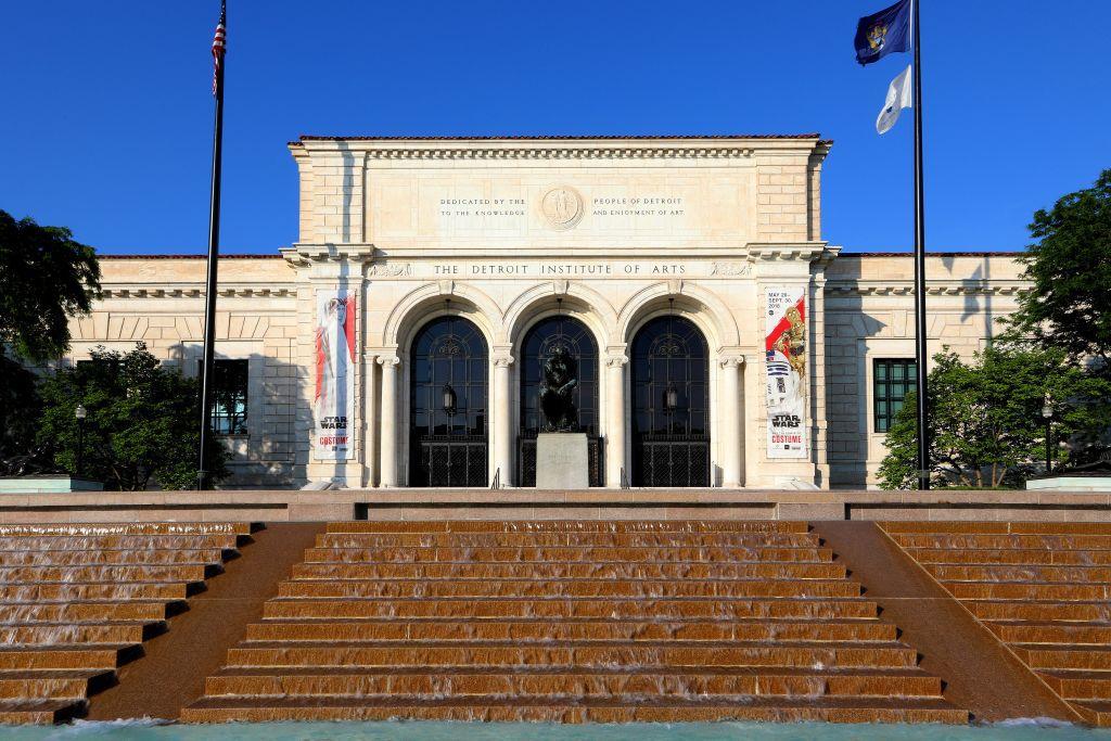 Detroit Institute of Arts exterior