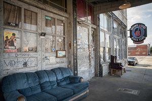 Usa, Mississippi, Ground Zero Blues Club; Clarksdale