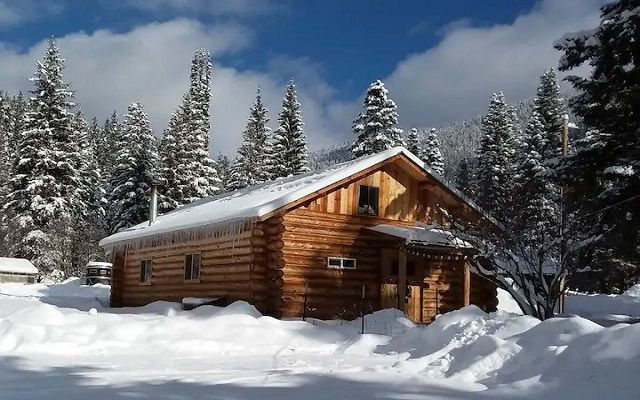1-Bedroom Cabin on the Edge of Lolo National Forest