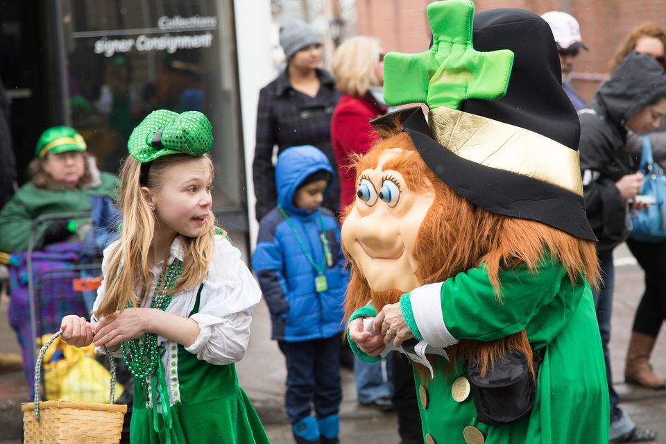 The Sussex County St. Patrick's Day Parade