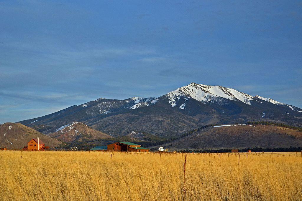 Humphreys Peak near Flagstaff, Arizona
