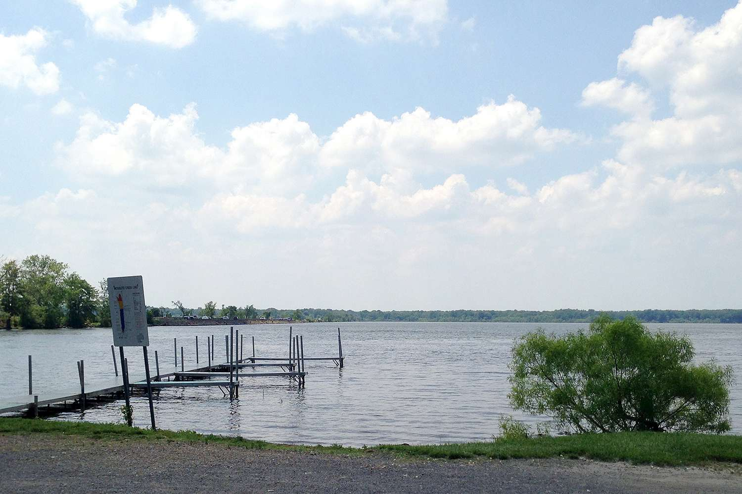 Mosquito Lake State Park in Trumbull County