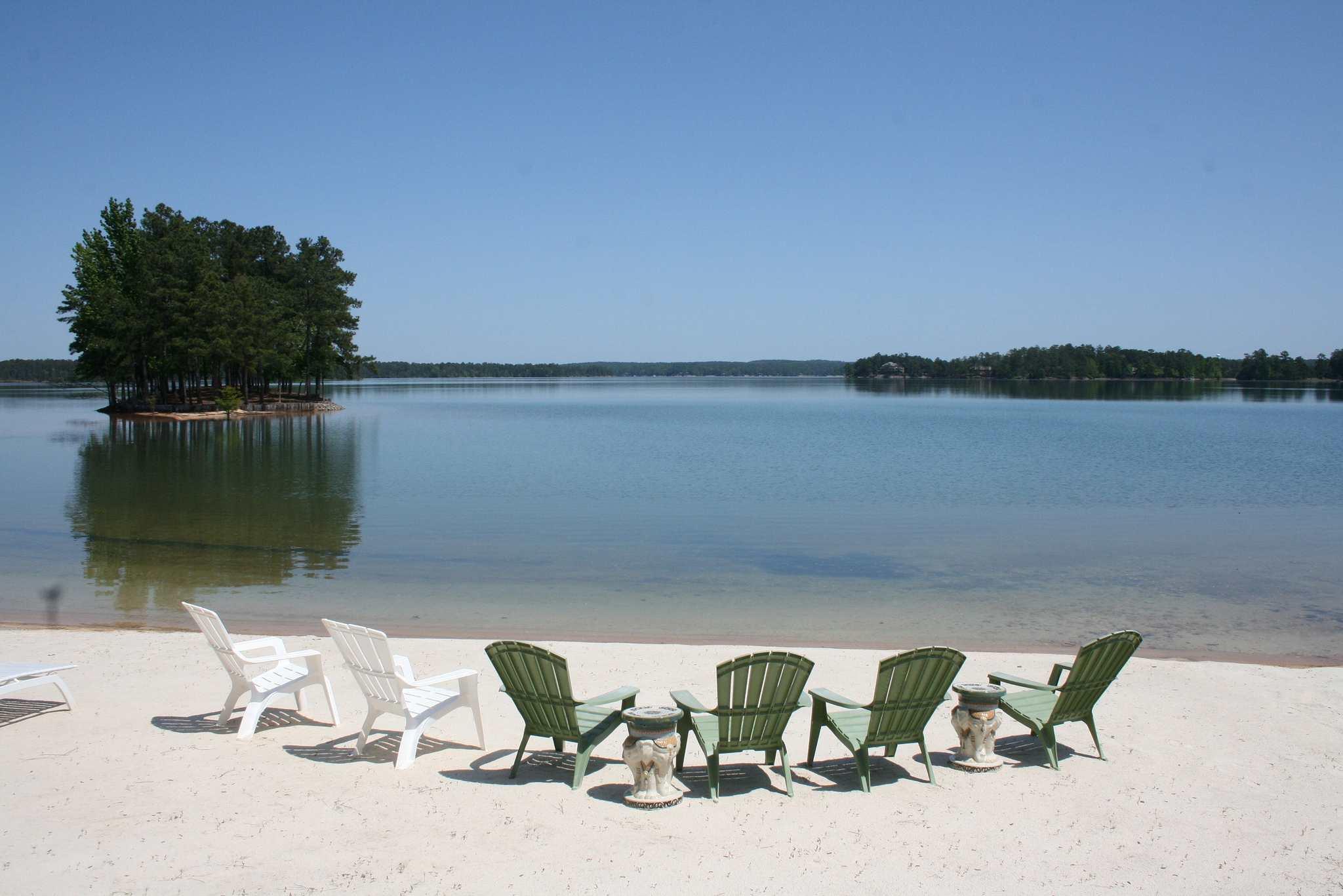 Robin Lake Beach