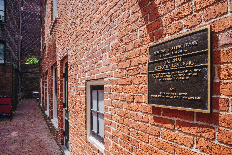 National Historic Landmark along the Black Heritage Trail