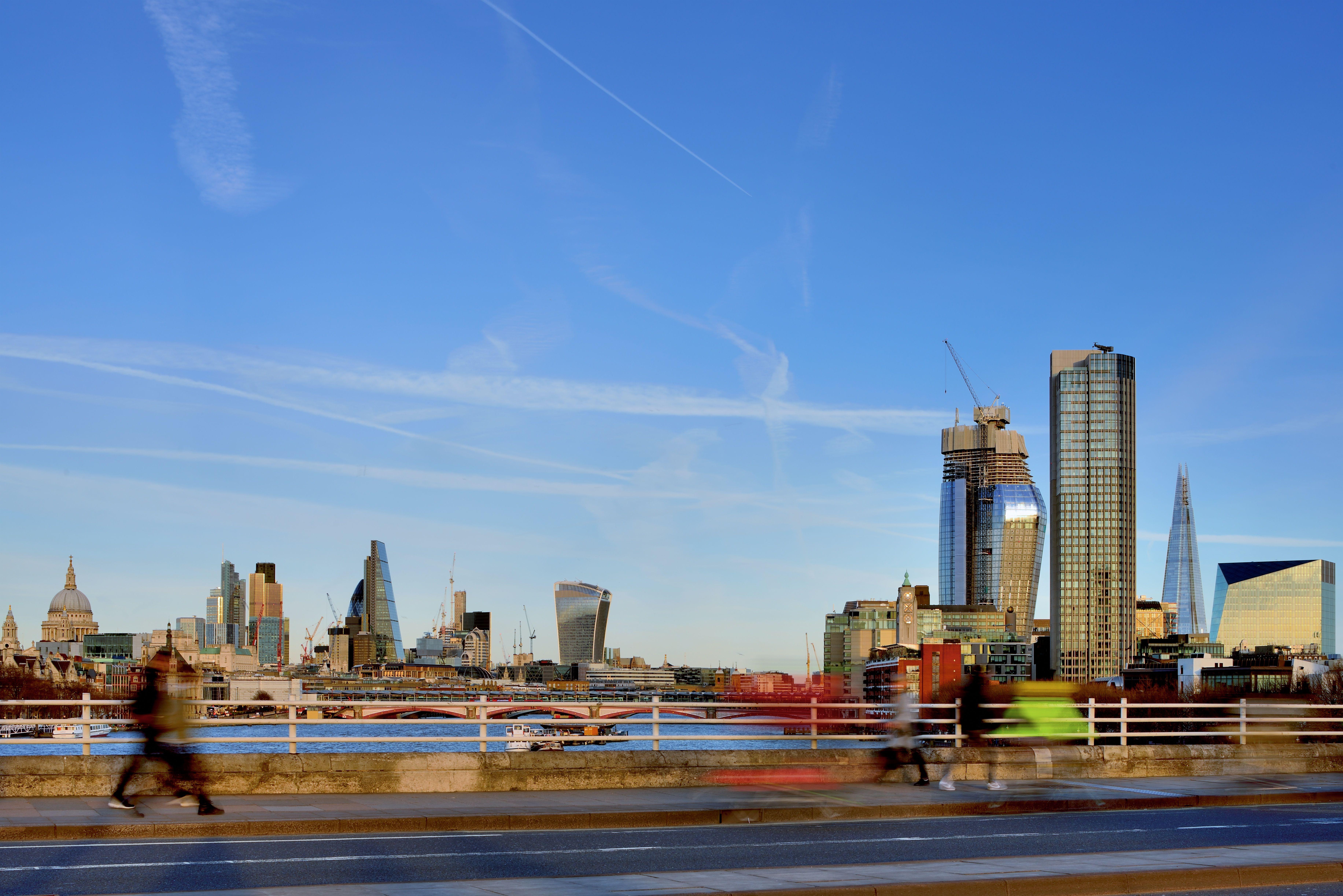 The Waterloo Bridge